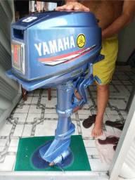 Motor 8 Yamaha aceito oferta