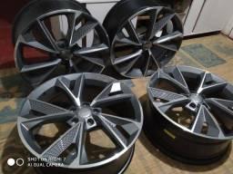 Título do anúncio: Rodas aro 20 Audi RS7