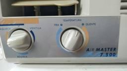 Vendo ar condicionado 7500 BTUs quente e frio