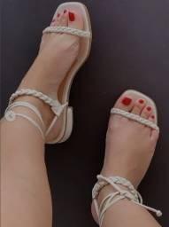 Título do anúncio: Sandália rasteira