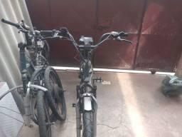 Título do anúncio: Vendo bicicleta elétrica