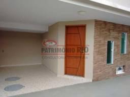 Excelente Casa em Olaria em condomínio Fechado, 1º Locação com 2salas, 2qtos e Vaga.