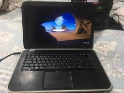 Notebook Dell Inspiron 7520 processador Core i7