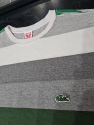 Camiseta Lacoste Live tam M