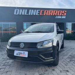 Título do anúncio: Volkswagen - Saveiro Robust 1.6 2019