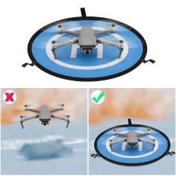 Pista de decolagem e pouso de Drones- diamentro 75cms