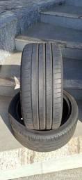 Par pneus Michelin pilot super sport 4(S) 90% 245 40 18 chiclete!