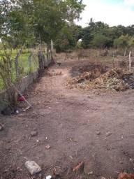 Vendo esse terreno no Guajará. Só tem recibo de comprar e verde