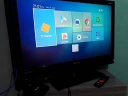 Box tv tx9 novo cinfigurado