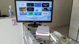 Título do anúncio: Nintendo Wii desbloqueado