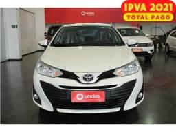 Toyota Yaris 2020 1.5 16v flex sedan xl manual
