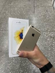 Título do anúncio: iPhone 6s 32gb na caixa pronta entrega >> aproveite