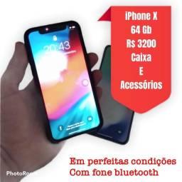 iPhone X 64G vendo