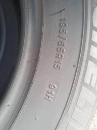 Pneus Michelin aro 15 Spin Omega Vectra !!!