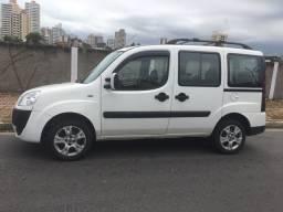 Doblò essence 7lugares 1.8 baixo KM 39.900 aceito troca só R$59.900
