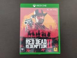 Título do anúncio: Jogo Red Dead Redemption 2 Xbox One