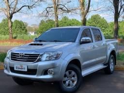 Título do anúncio: Toyota Hilux SRV 4P