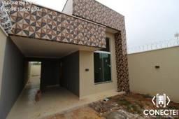 Casa 2 quartos, sendo uma suíte no Jd Canedo 3 e Morada do Bosque - Senador Canedo