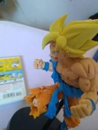 Estatueta Goku ssj (Dragon ball)