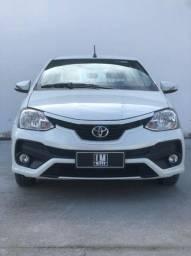 Toyota Etios 1.5 Xs 2018 (Automatico)