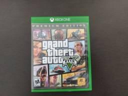 Título do anúncio: Jogo GTA V Xbox One
