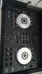 Pioneer dj-sb controladora digital + case