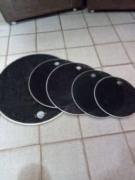 Bateria musical Pele muda kit
