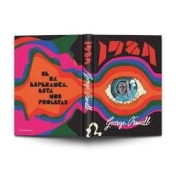 "Livro ""1984"" de George Orwell<br><br>"