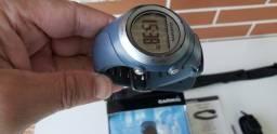 Monitor Cardíaco com GPS Garmin Forerunner 405cx Azul