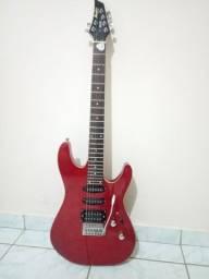 Guitarra/amplificador/pedal