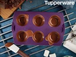 Forma de Silicone da Tupperware. Perfeita!