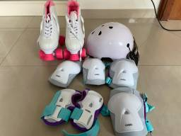 Patins - Kit completo