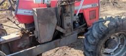 Título do anúncio: Trator Massey Ferguson 296 4x4