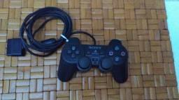 Controle original PS2 ótimo estado