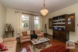 Apartamento à venda com 4 dormitórios em Santo antônio, Belo horizonte cod:326453