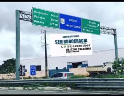 Loteamento as margens da BR-116, 10 minutos de Fortaleza!