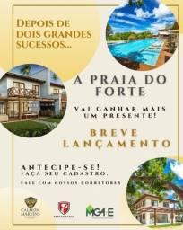 Praia do forte - Casas 3/4 e 2 suítes - Lançamento Alto da Enseada 2