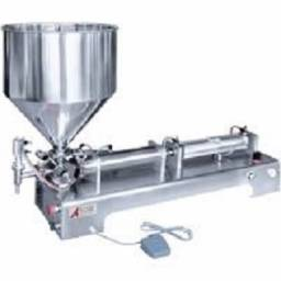 Envasadora Semiautomática de Líquidos e Pastosos (50-500 ml) - DGF500