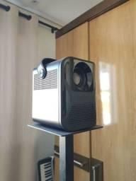 Título do anúncio: Vendo kit projetor Full HD