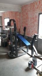 Título do anúncio: Máquinas de musculação.