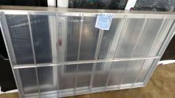 Vendo Janela alumínio 80x1,20