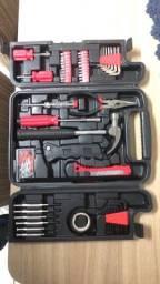 Jogo de chaves e ferramentas com 149 Pcs