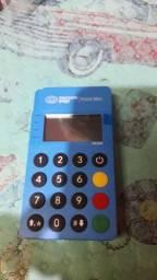 Máquina de cartão de crédito completa