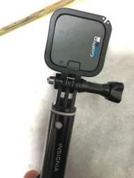 Câmera sony go pro hero 5 session com acessórios