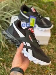 Vendo tênis Adidas e reebok ( 110 com entrega)