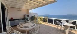 Título do anúncio: Cobertura com 4 dormitórios à venda, 301 m² por R$ 3.300.000,00 - Piratininga - Niterói/RJ