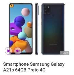 Smart Phone Samsung Galaxy 21s 64g