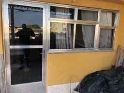 Porta e janela ,conjunto completo
