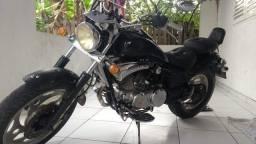 Título do anúncio: VENDO MOTO VBLADE 250cc