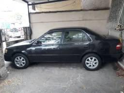 Corolla xei 2002/02 em perfeito estado gasolina aut.